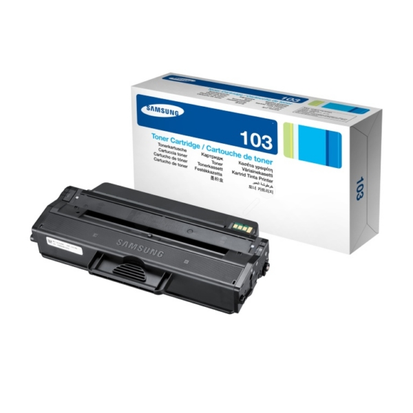 Original Samsung MLTD103SELS / 103S Toner black