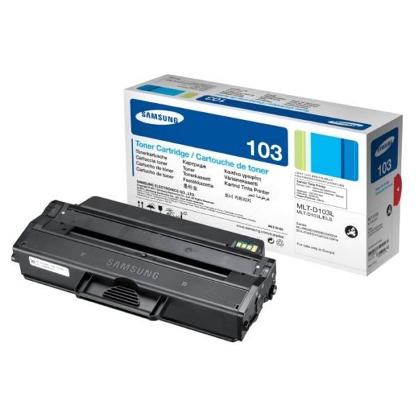 Original Samsung MLTD103LELS / 103L Toner schwarz