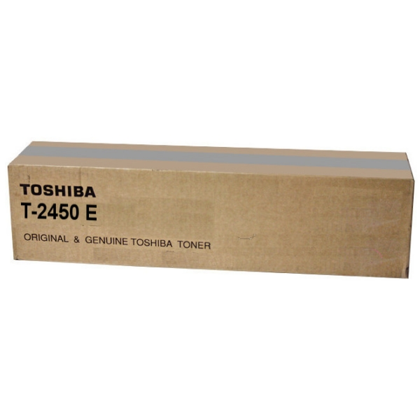 Original Toshiba 6AJ00000088 / T2450E Toner schwarz