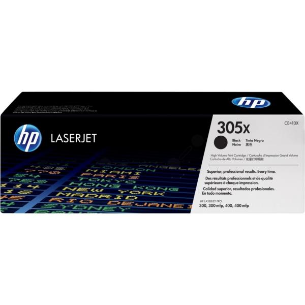Original HP CE410X / 305X Toner schwarz