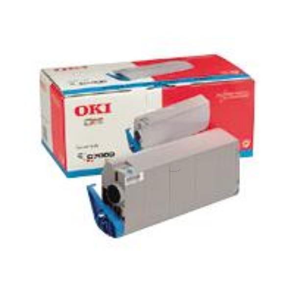Original OKI 41963607 Toner cyan