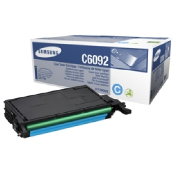 Original Samsung CLTC6092SELS / C6092S Toner cyan