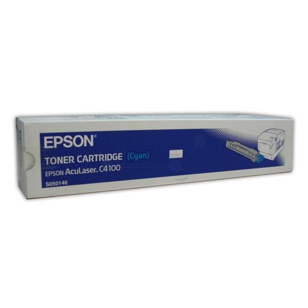 Original Epson C13S050146 / S050146 Toner cyan