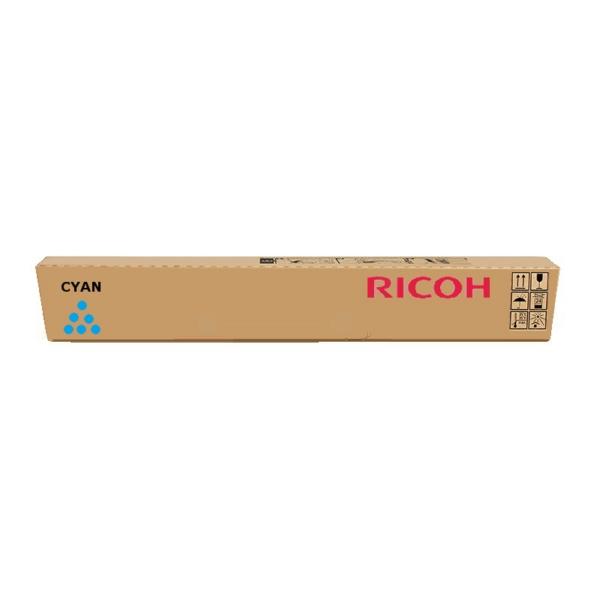 Original Ricoh 888611 / TYPEC4500C Toner cyan
