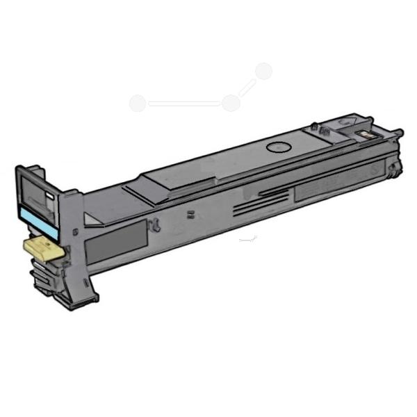 Original Konica Minolta A06V454 / TN313C Toner cyan