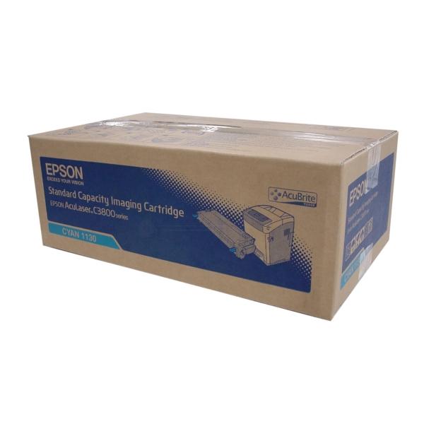 Original Epson C13S051130 / 1130 Toner cyan