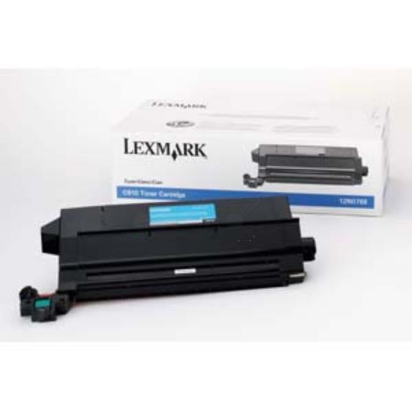 Original Lexmark 12N0768 Toner cyan