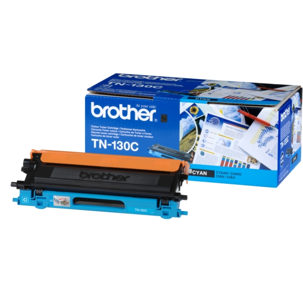 Original Brother TN130C Toner cyan