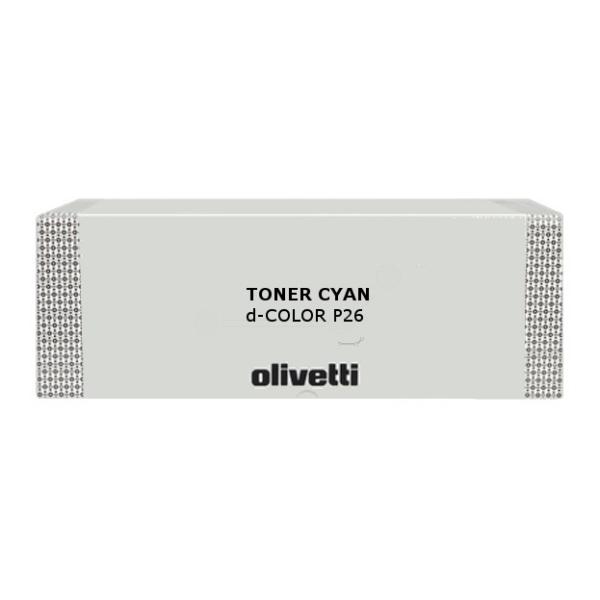 Original Olivetti B0614 Toner cyan