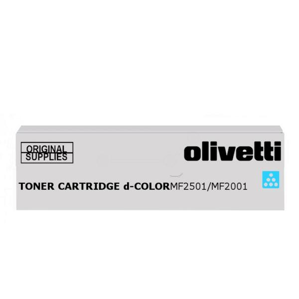 Original Olivetti B0991 Toner cyan