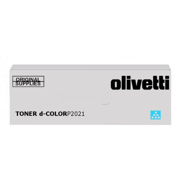 Original Olivetti B0953 Toner cyan