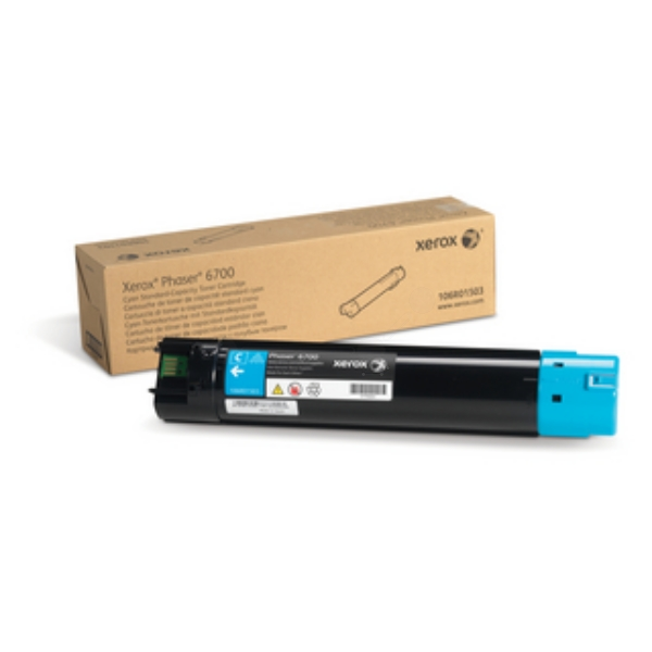 Original Xerox 106R01503 Toner cyan