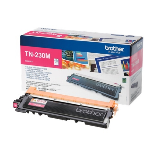 Original Brother TN230M Toner magenta