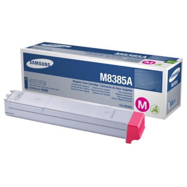 Original Samsung CLXM8385AELS / M8385A Toner magenta