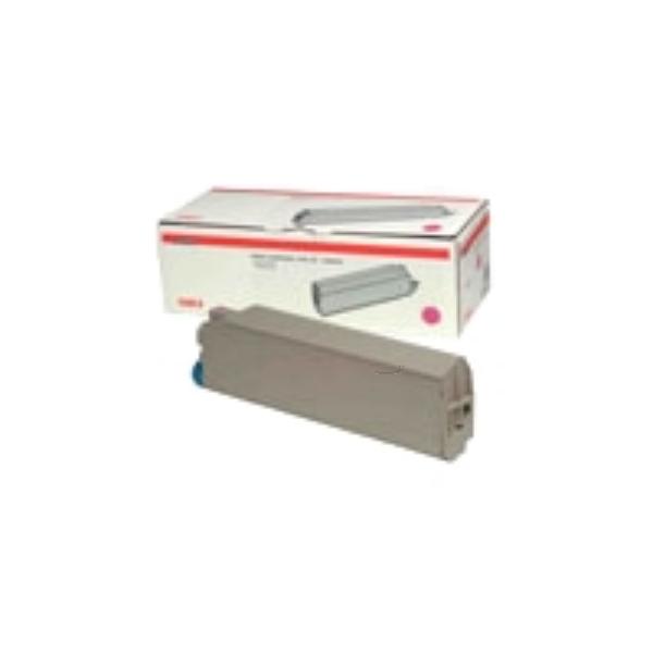 Origineel OKI 41963606 Toner magenta