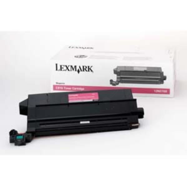 Original Lexmark 12N0769 Toner magenta