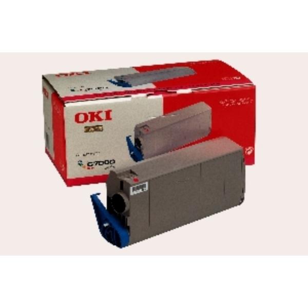 Original OKI 41304210 Toner magenta