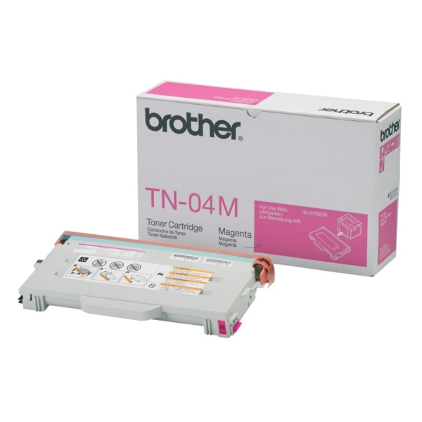 Original Brother TN04M Toner magenta