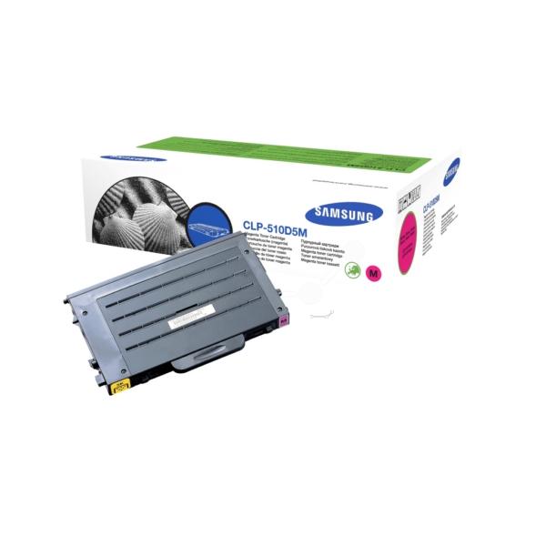 Original Samsung CLP510D5MELS Toner magenta