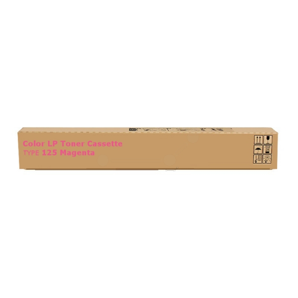 Original Ricoh 400840 / TYPE125 Toner magenta