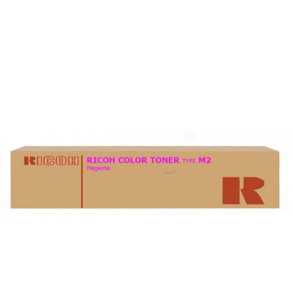 Original Ricoh 885323 / TYPEM2M Toner magenta