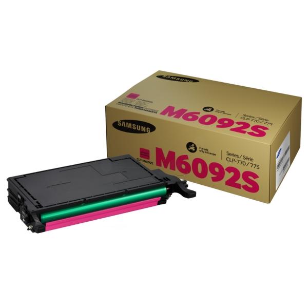 Original Samsung CLTM6092SELS / M6092S Toner magenta