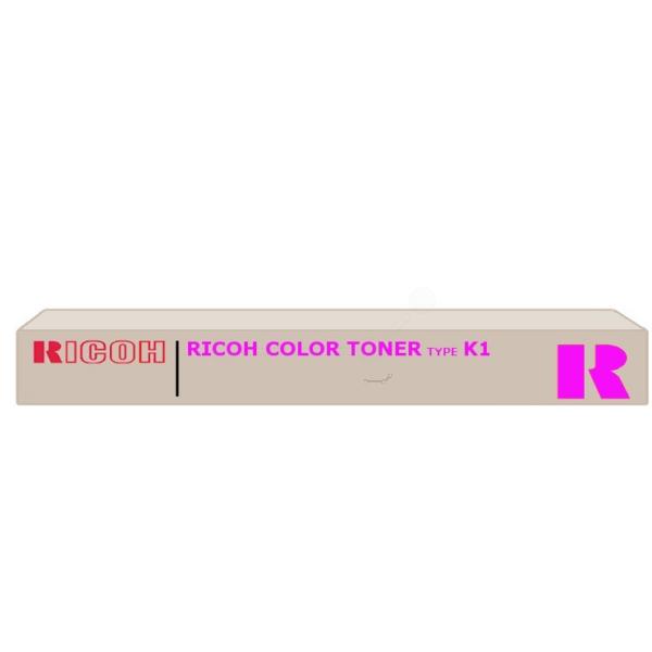 Original Ricoh 887927 / TYPEK1 Toner magenta