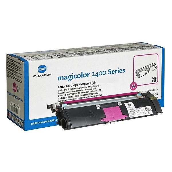Original Konica Minolta A00W231 / 1710589002 Toner magenta