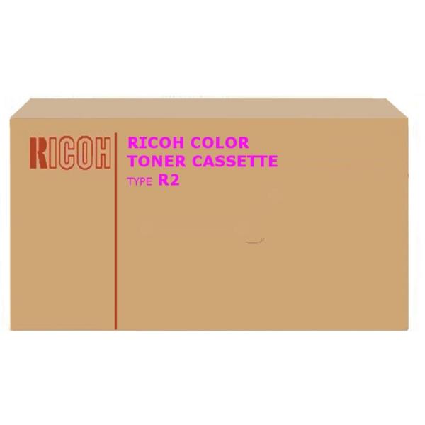 Original Ricoh 888346 / TYPER2 Toner magenta