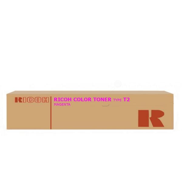 Original Ricoh 888485 / TYPET2 Toner magenta