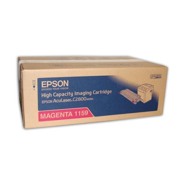 Original Epson C13S051159 / 1159 Toner magenta