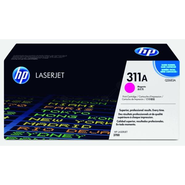 Original HP Q2683A / 311A Toner magenta