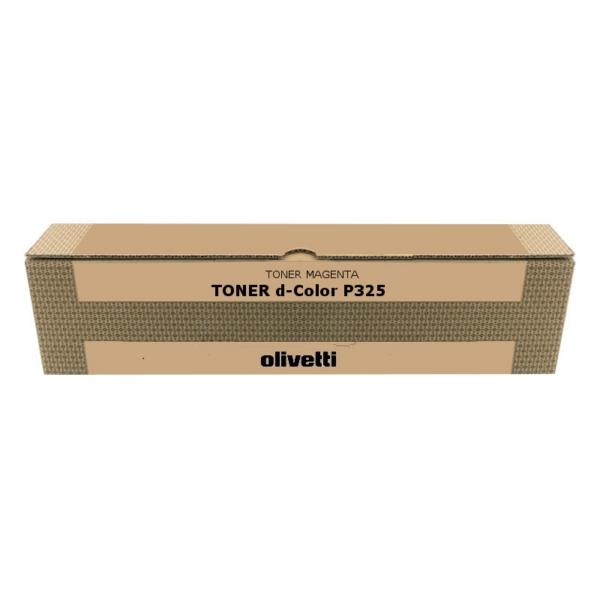 Original Olivetti B0671 Toner magenta