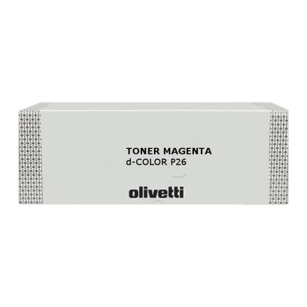 Original Olivetti B0615 Toner magenta