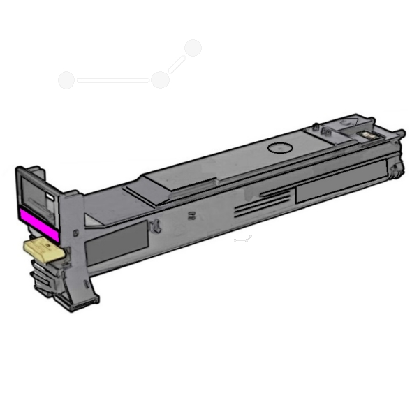 Original Konica Minolta A06V354 / TN313M Toner magenta