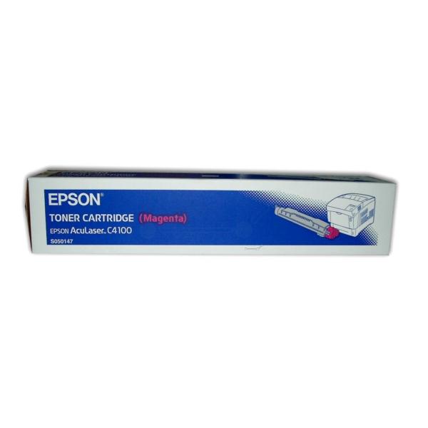 Original Epson C13S050147 / S050147 Toner magenta