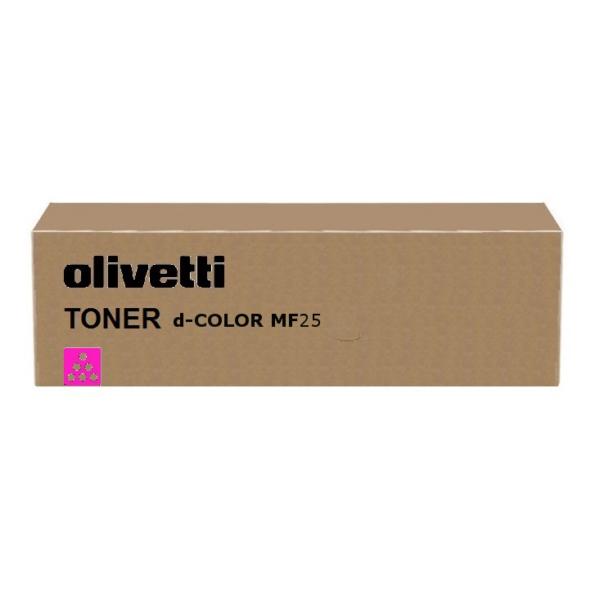 Original Olivetti B0535 Toner magenta