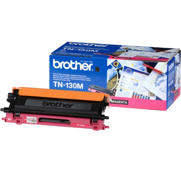 Original Brother TN130M Toner magenta