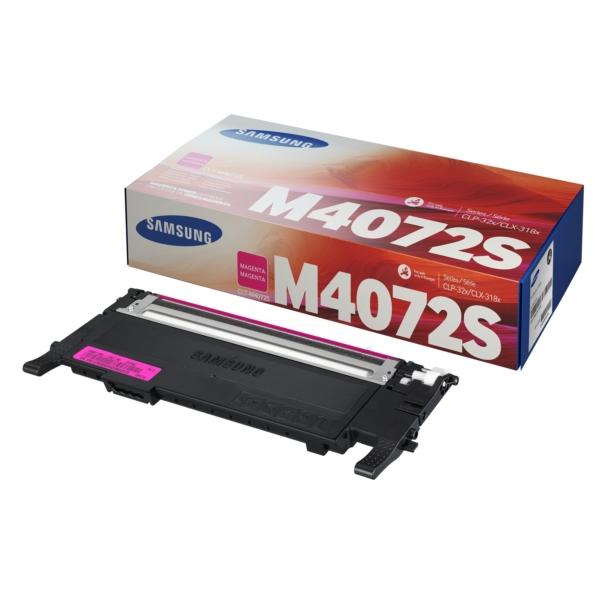Original Samsung CLTM4072SELS / M4072S Toner magenta