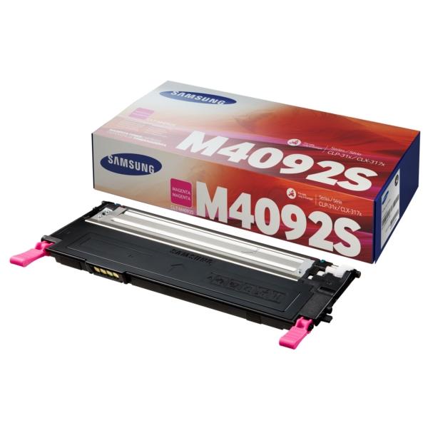 Original Samsung CLTM4092SELS / M4092S Toner magenta