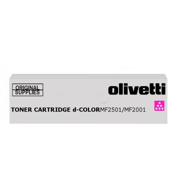 Original Olivetti B0992 Toner magenta