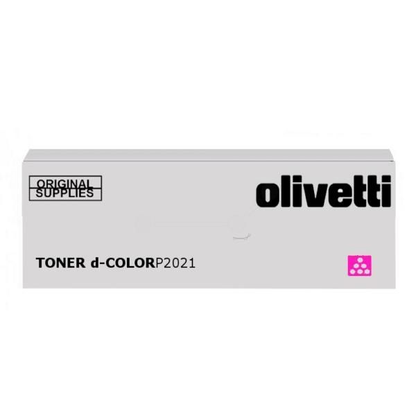 Original Olivetti B0952 Toner magenta