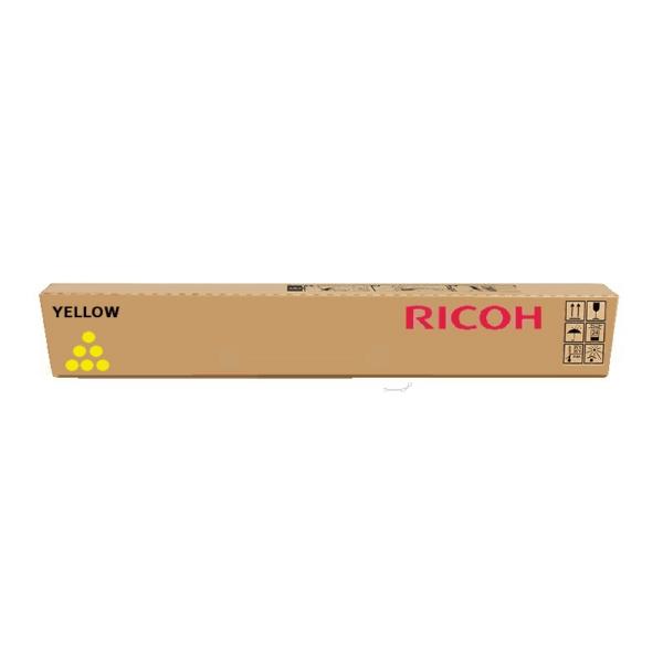 Original Ricoh 888609 / TYPEC4500Y Toner gelb