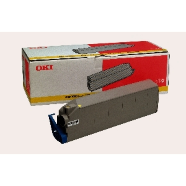 Original OKI 41515209 Toner gelb