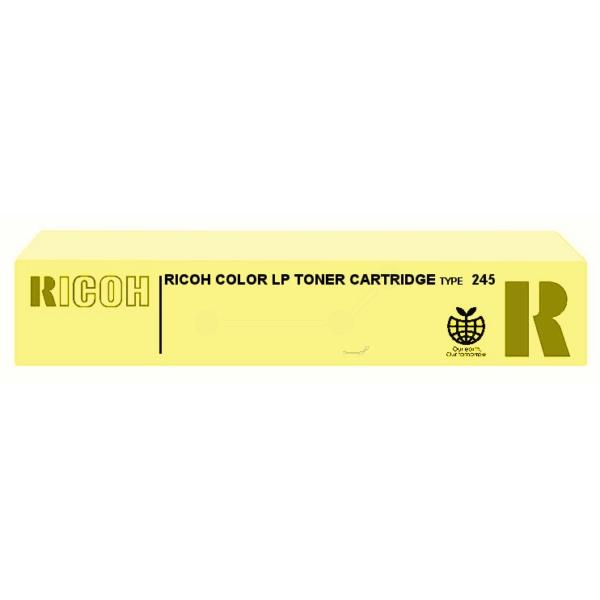 Original Ricoh 888281 / TYPE245 Toner gelb