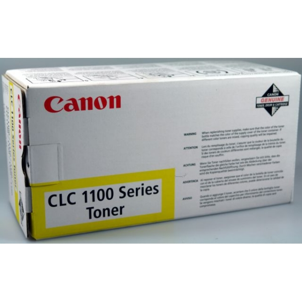 Original Canon 1441A002 Toner gelb