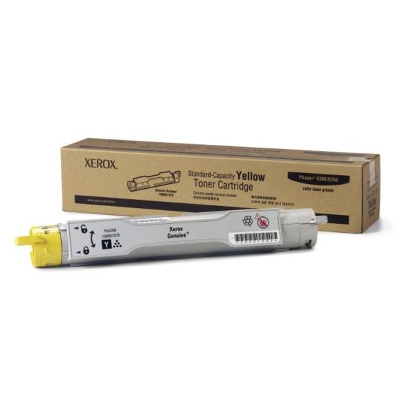 Original Xerox 106R01075 Toner gelb