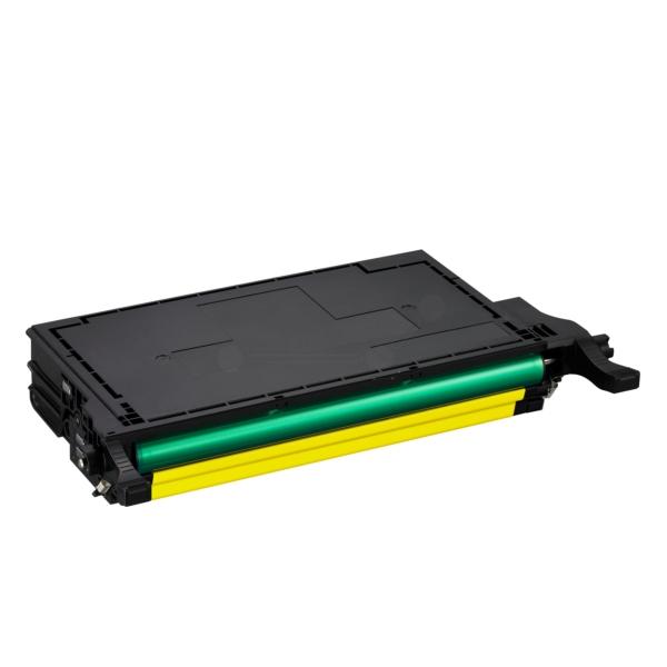 Original Samsung CLTY6092SELS / Y6092S Toner gelb