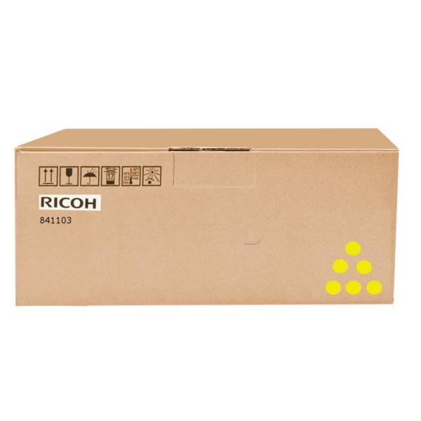 Original Ricoh 841103 / MPC7500Y Toner gelb