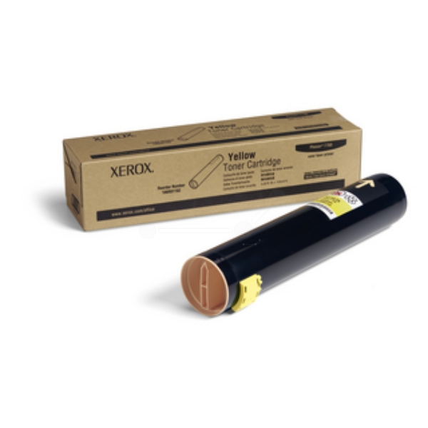 Original Xerox 106R01162 Toner gelb